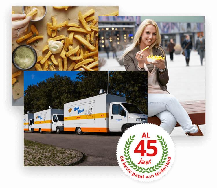 Henk Patat, Al 45 jaar de Beste Patat van Nederland!